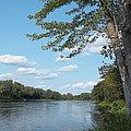 The Intervale On The Piscataquis by Georgia Hamlin