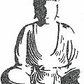 The Intricacies Of The Meditating Buddha by Kyle Van Zandbergen