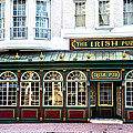 The Irish Pub - Philadelphia by Bill Cannon