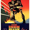 The Iron Giant 1999 by Presented By American Classic Art