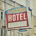 The Irving Hotel In Chicago by Emily Kay