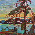 The Jack Pine After Tom Thomson by Betty-Anne McDonald