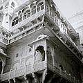The Jaisalmer City Palace by Shaun Higson