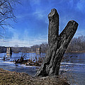 The James River One by Betsy Knapp