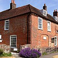 The Jane Austen Home Chawton England by Lois Ivancin Tavaf