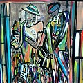 Blues Club by Kelly Turner
