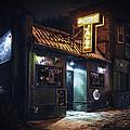 The Jazz Estate Nightclub by Scott Norris
