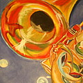 The Jazz Horn by Raymond Sellers