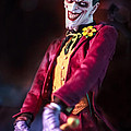 The Joker Dummy by Stwayne Keubrick