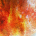The Journey - Abstract Art By Sharon Cummings by Sharon Cummings