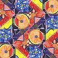 The Joy Of Design Vll Arrangement Joyful Entanglements by Helena Tiainen