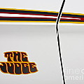 The Judge1969 Pontiac Gto  by Linda Bianic