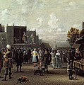 The Kermesse by Sybrandt van Beest