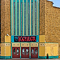 The Kessler Movie Theater by David and Carol Kelly