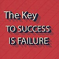 The Key To Success Is Failure by Florian Rodarte