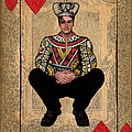 The King Of Hearts by Terry Fleckney