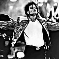 The King Of Pop by Florian Rodarte