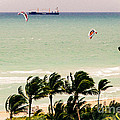 The Kite Surfers by Rene Triay Photography