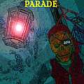 The Knights Parade by David Lee Thompson