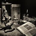 The Laboratory by Mark Fuller