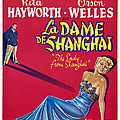 The Lady From Shanghai, Us Poster Art by Everett