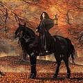 The Lady Of Halloween by Daniel Eskridge