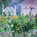 The Laine Garden by Vanda Sucheston Hughes