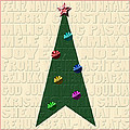 The Language Of Christmas by Andrew Fare