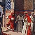 The Last Council Of Boabdil by John Harris Valda