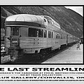 The Last Streamliner Poster by Michael Moore