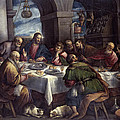 The Last Supper by Francesco Bassano