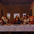 The Last Supper by Jonathan Davison