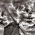 The Last Windmill by Olivier Le Queinec