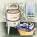 The Laundry Room by Mary Almond