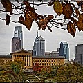 The Leaves Of Philly by Alice Gipson
