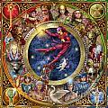 The Legacy Of The Devine Tarot by Ciro Marchetti