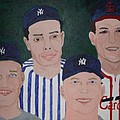 The Legends Of The Game by Pharris Art