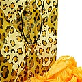 The Leopard Gift Bag by Diana Angstadt