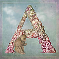 The Letter A by Terry Fleckney