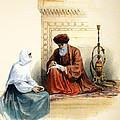 The Letter Writer by Munir Alawi
