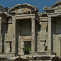 The Library At Ephesus by Joseph Yarbrough