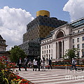 The Library Of Birmingham by John Chatterley
