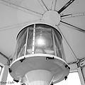 The Light At Fort Gratiot Light House by LeeAnn McLaneGoetz McLaneGoetzStudioLLCcom