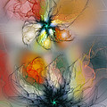 The Lightness Of Being-abstract Art by Karin Kuhlmann