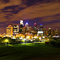 The Lights Of Philadelphia by Bill Cannon