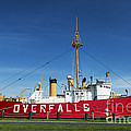 The Lightship Overfalls by John Greim