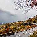 The Linn Cove Viaduct by Robert Loe