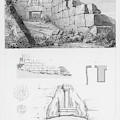 The Lion Gate At Mycenae  Represents by Mary Evans Picture Library