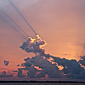 The Lion by Sandbridge Sunrise