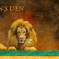 The Lion's Den... by Will Bullas